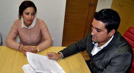 Najat y Varela trabajan día a día para poder traer a Hiba de vuelta a España lo antes posible.