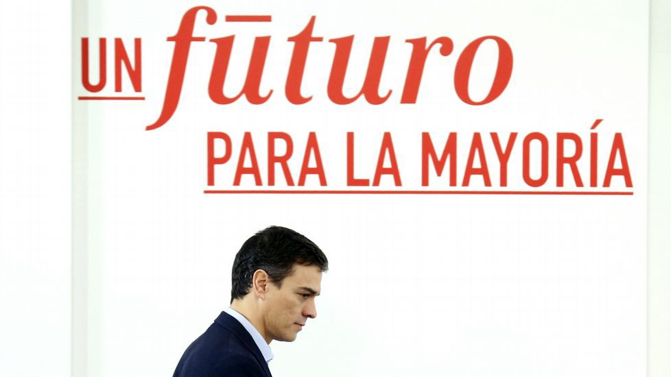 La resaca electoral en el PSOE
