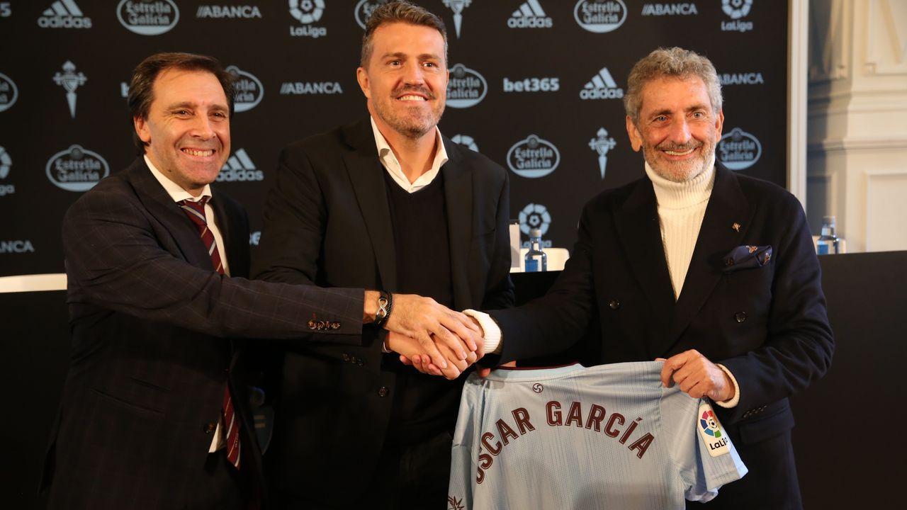 Óscar García Junyent: «Este equipo puede y tiene que competir mucho mejor»