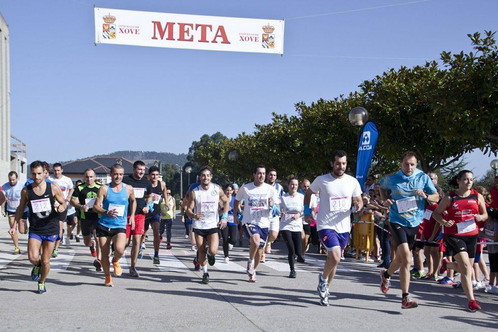 Imagen de una edición anterior de la carrera.