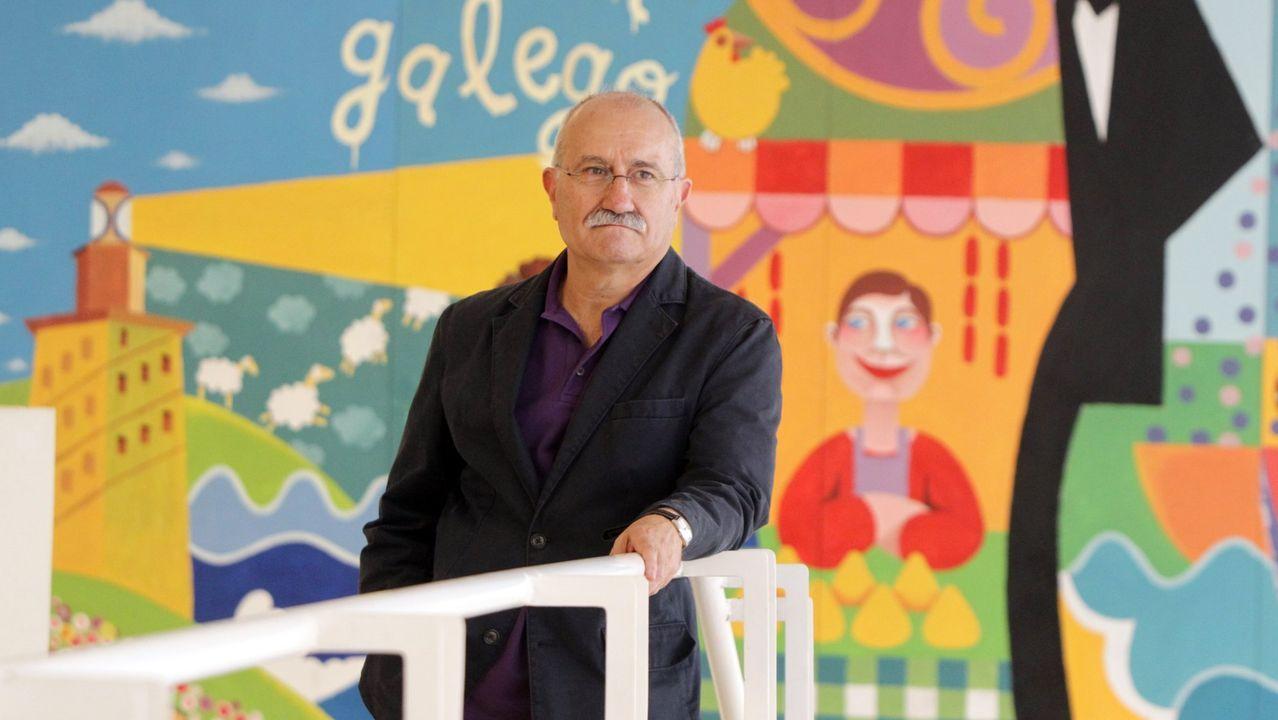 Interior bingo.Javier Fernández Lanero