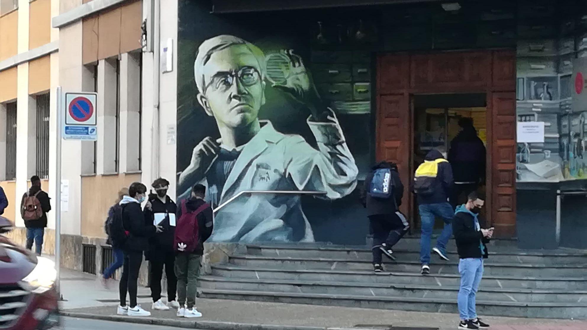 Los hechos ocurrieron en la avenida Ramón Ferreiro