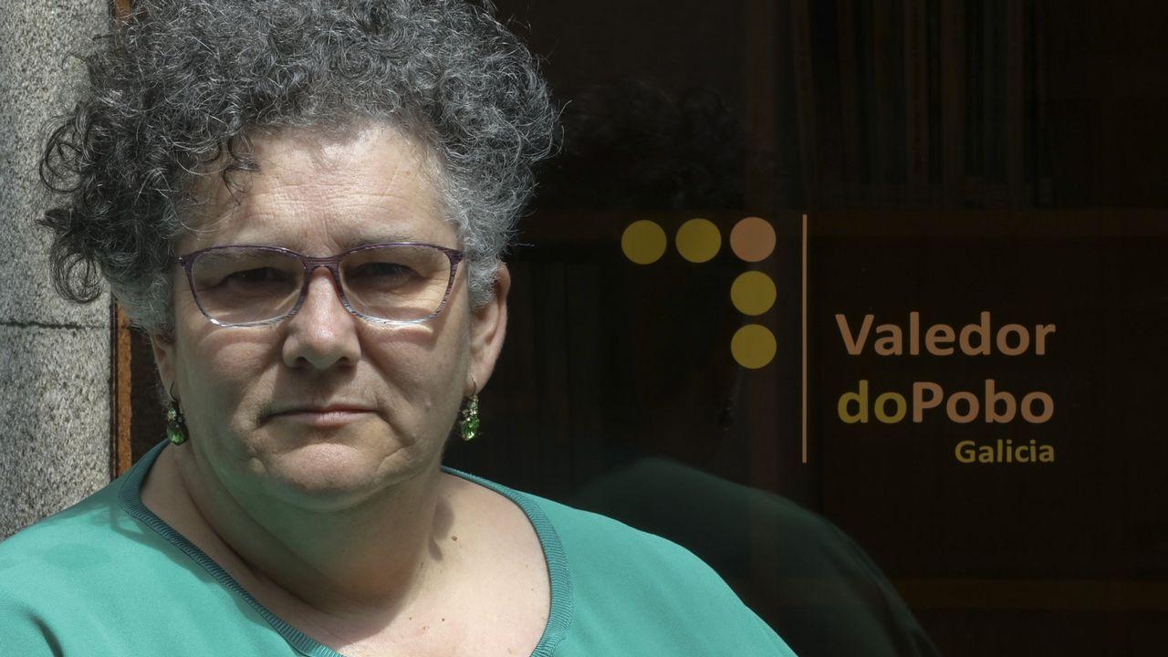 La vida de los 11 exconselleiros de Feijoo.Luís Villares, en una de sus últimas intervenciones en el Parlamento