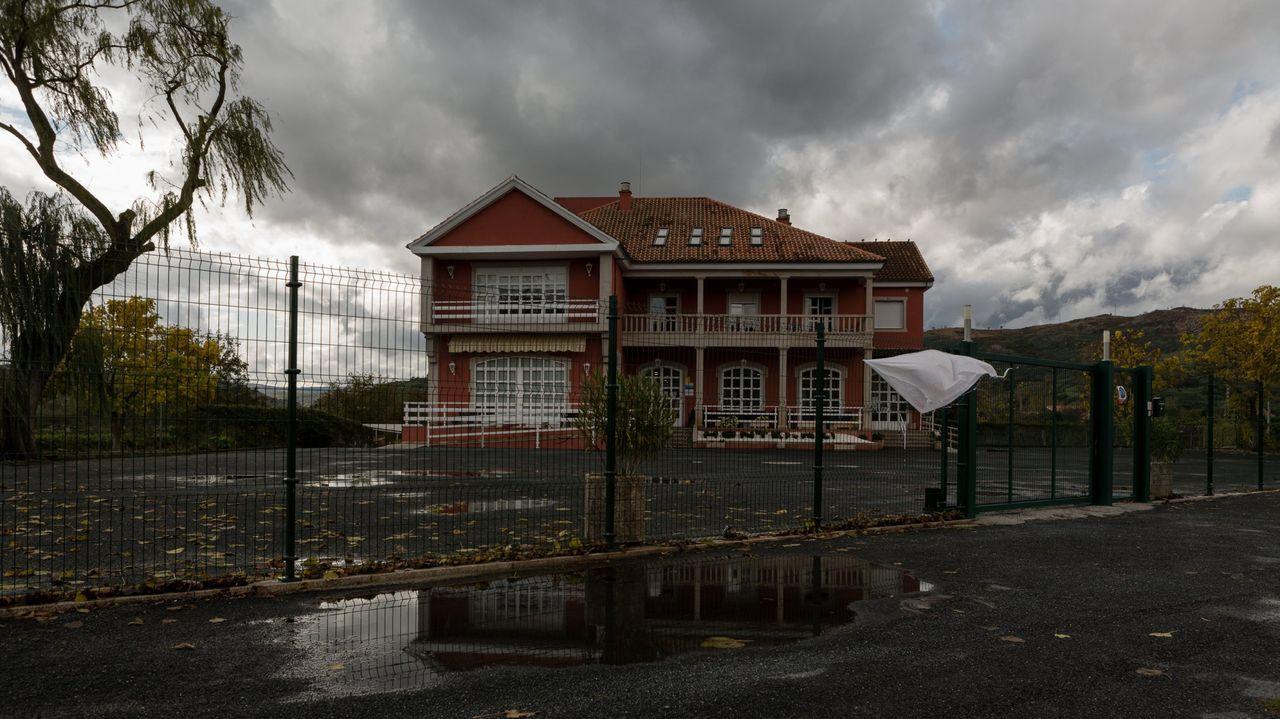 La residencia Val de Monterrei