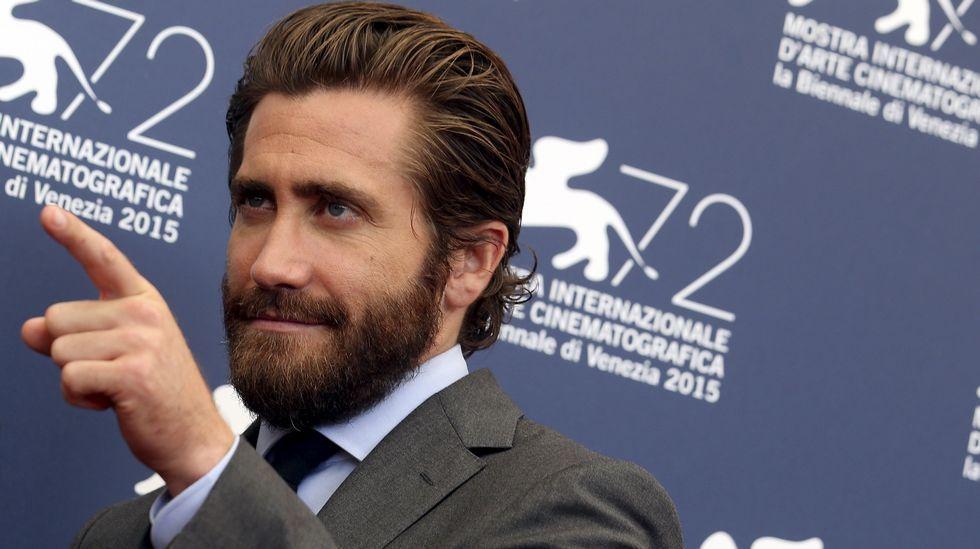 El actor Jake Gyllenhaal.