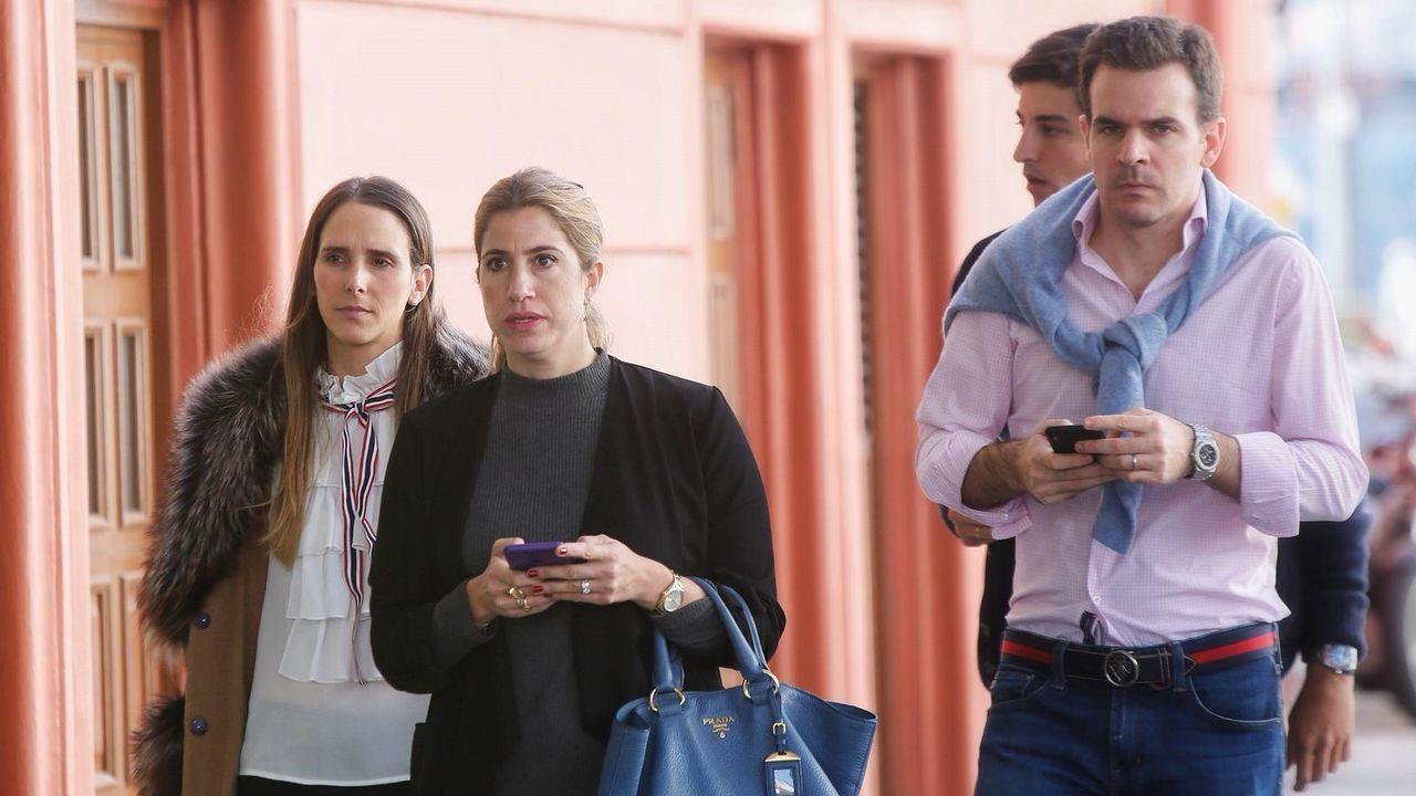 Invitados a la boda de Marta Ortega y Carlos Torretta