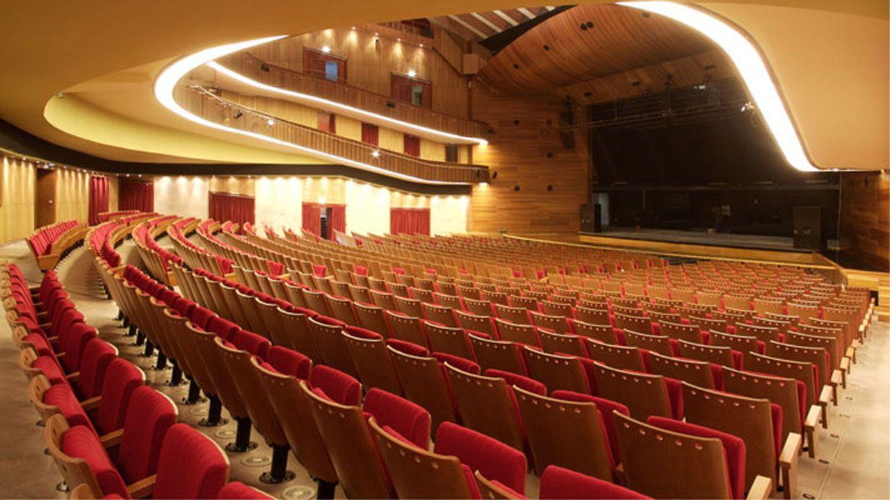 Maceo Parker, una de las citas centrales del invierno en la Laboral.El Teatro de Laboral Ciudad de la Cultura, en Gijón