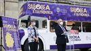 El presidente de la Diputación, José Tomé, presentó esta campaña en Lugo