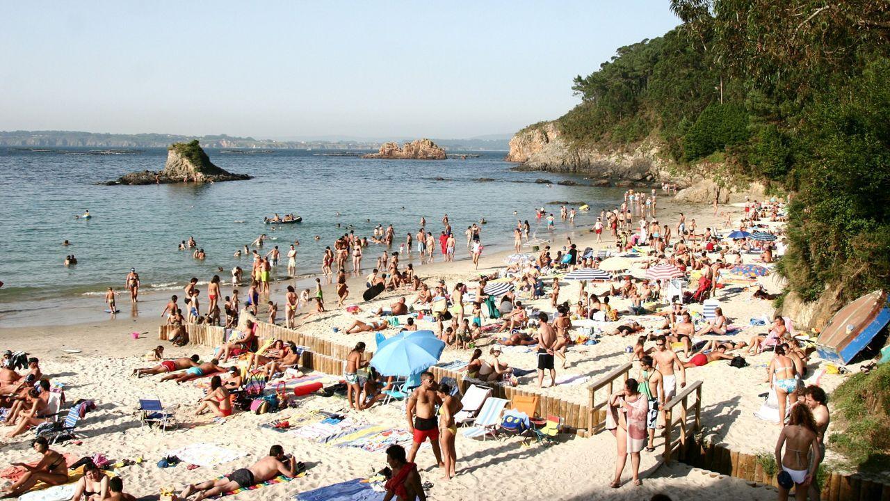 Playa de San Pedro. Imagen de archivo