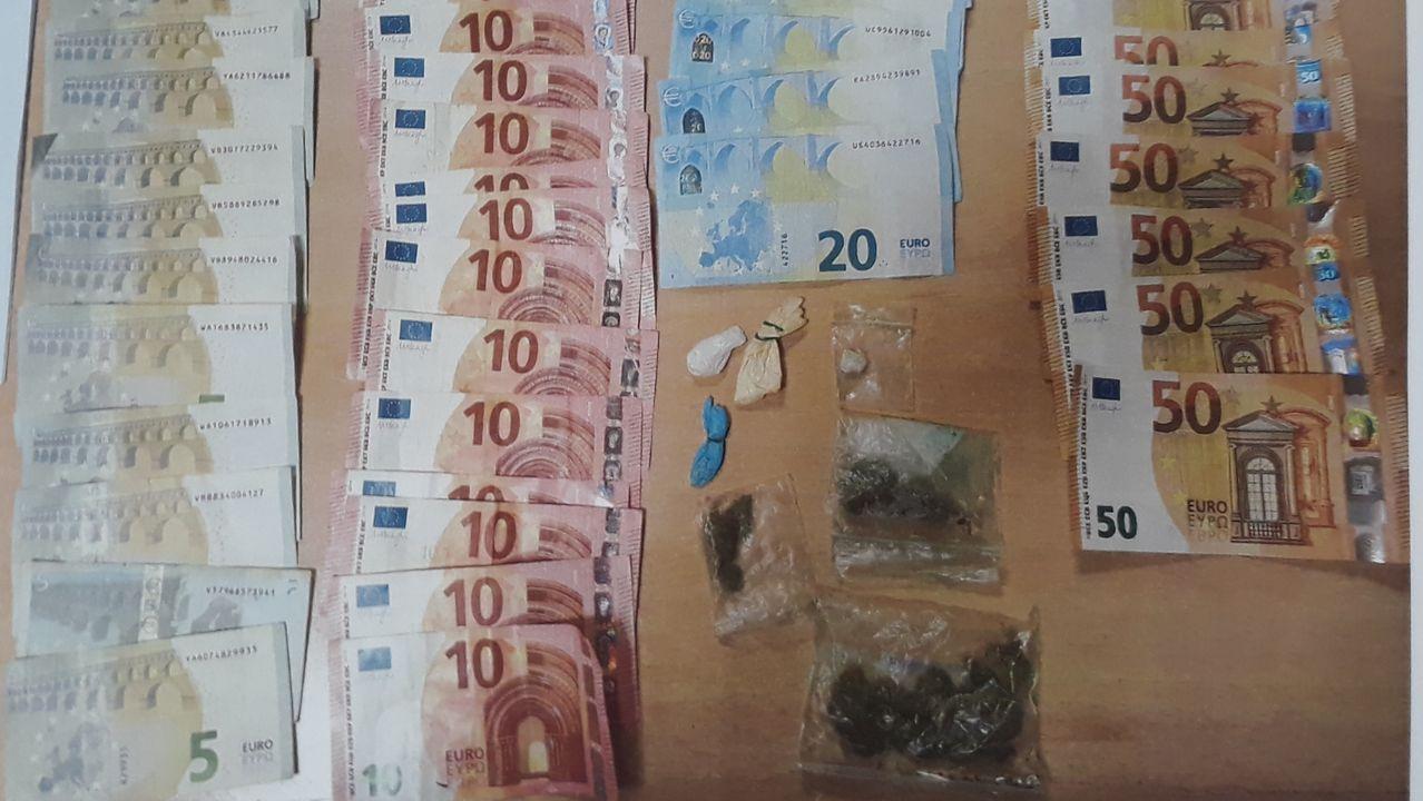 Reparación del mejor banco sobre la ría de Vigo.Imagen de archivo de los juzgados de Vigo