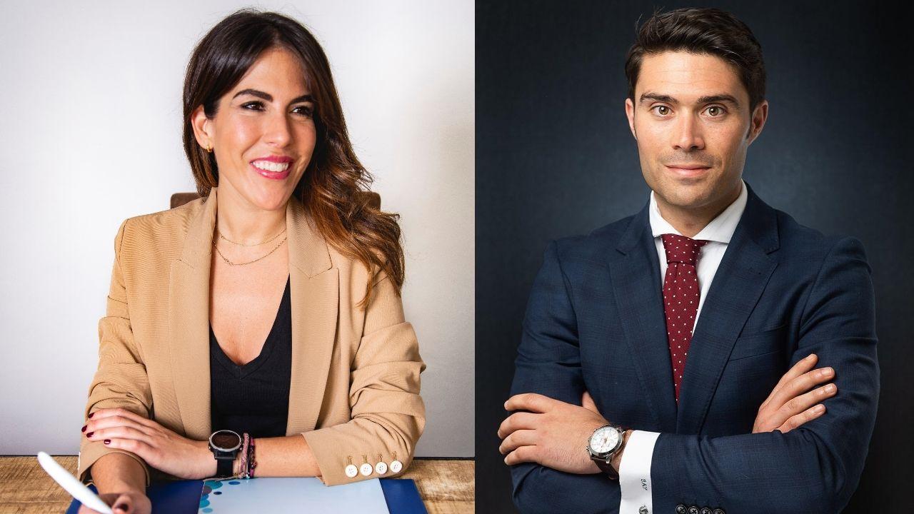 Delia Rodríguez y Guillermo Fernández destacan que su unión permite que cubran más campos y, por ello, estar más especializados