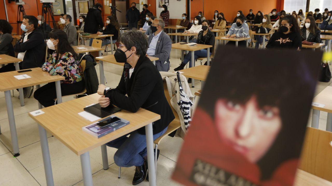 O evento incluiu a entrega dos Premios de Poesía, Relato Curto e Tradución 2021