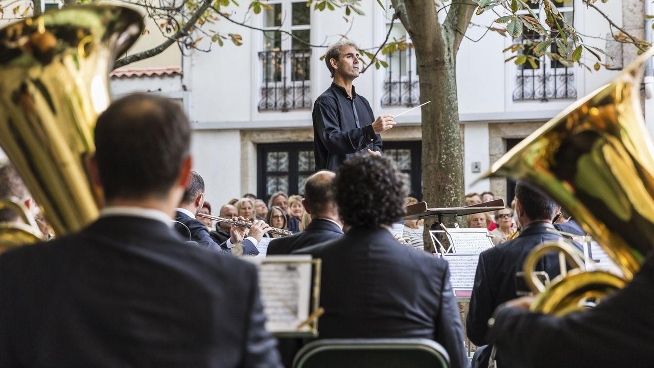 José Luis Caramés.Banda Municipal