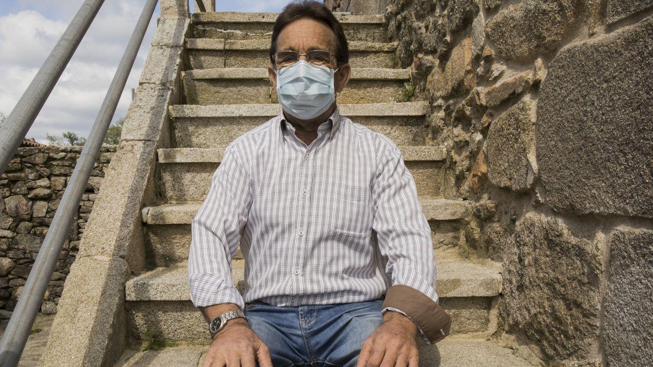 Norberto Espasandín está en diálisis desde el año 1983