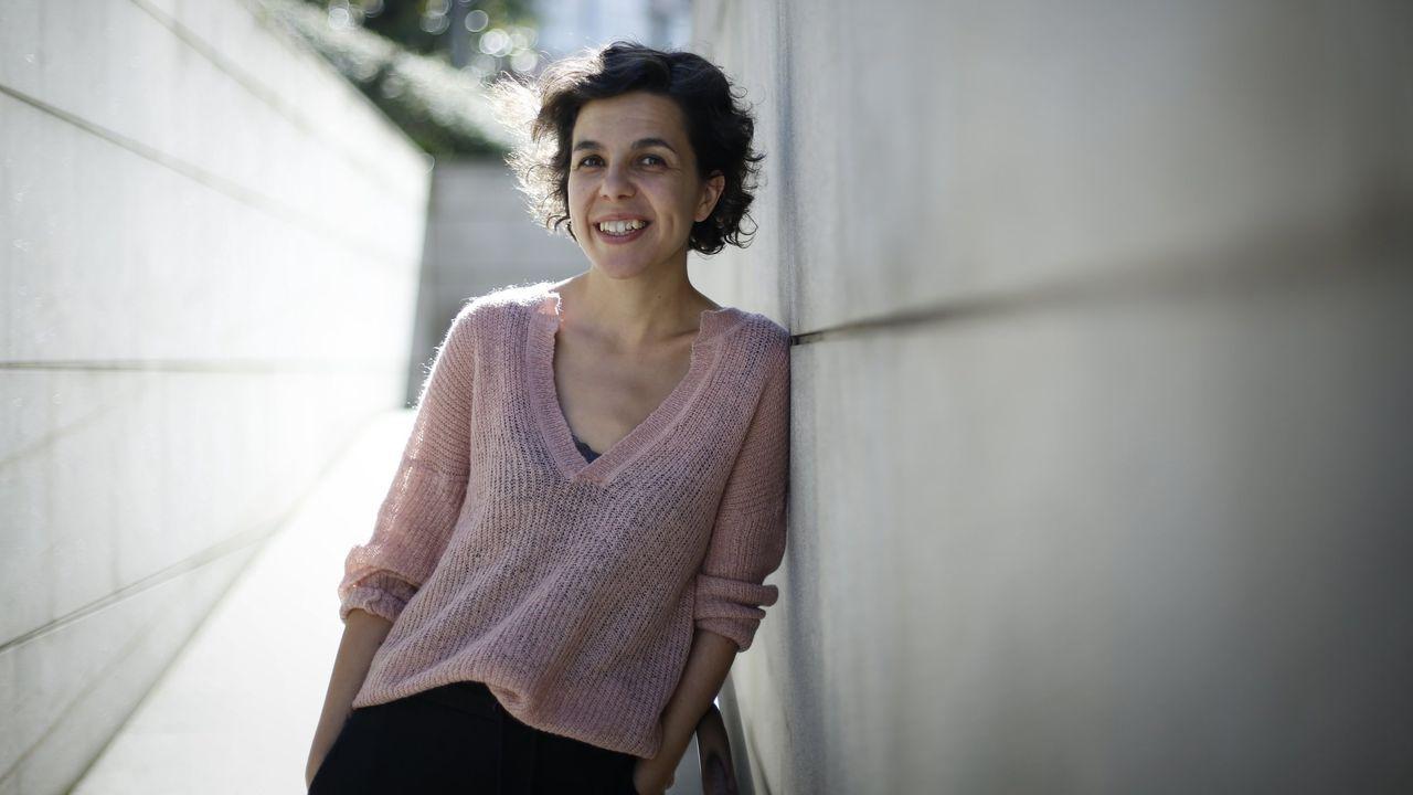 Carmen Conde dirige la función «Conflito Natural»