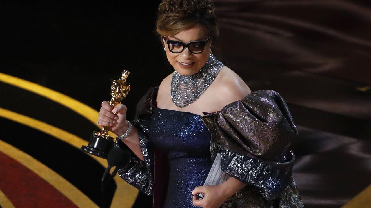 Ruth E. Carter recibe el Óscar al mejor vestuario por  Black Panther