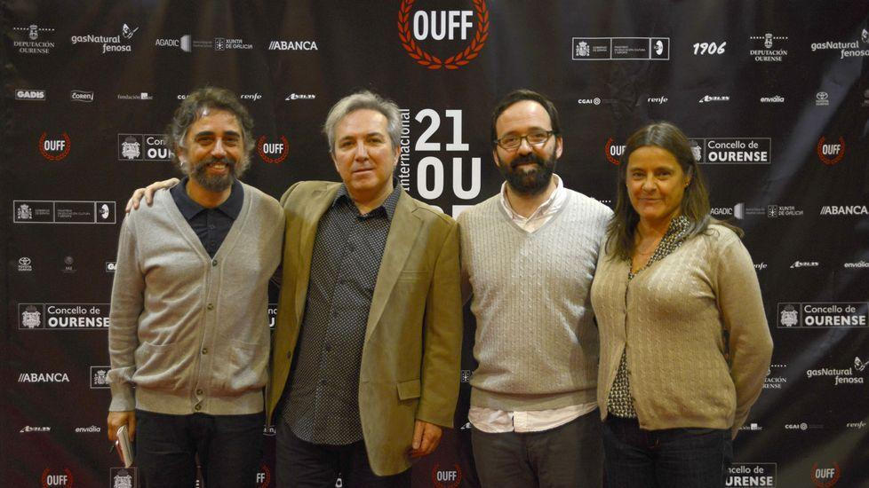 Santiago Alverú, Sergio G. Sánchez y Javier Gutiérrez, nominados a los Goya 2018
