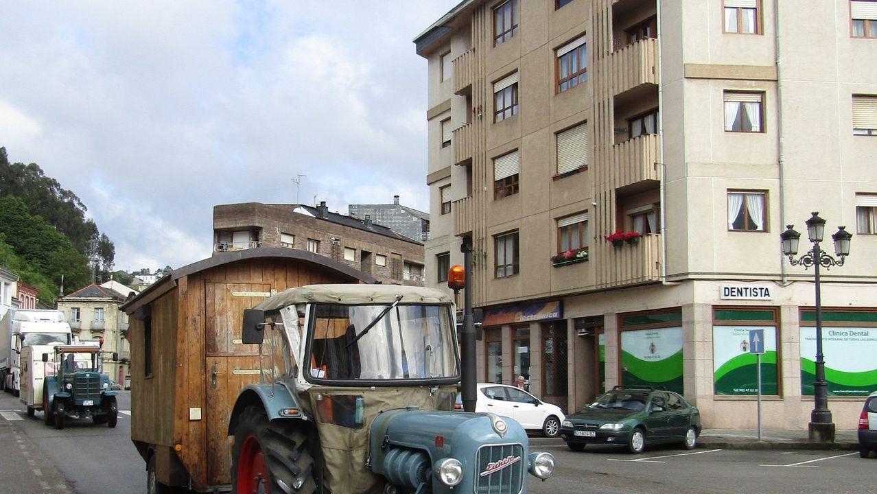 Ocho municipios del centro de Asturias siguen en  riesgo extremo  de incendio forestal por la contaminación