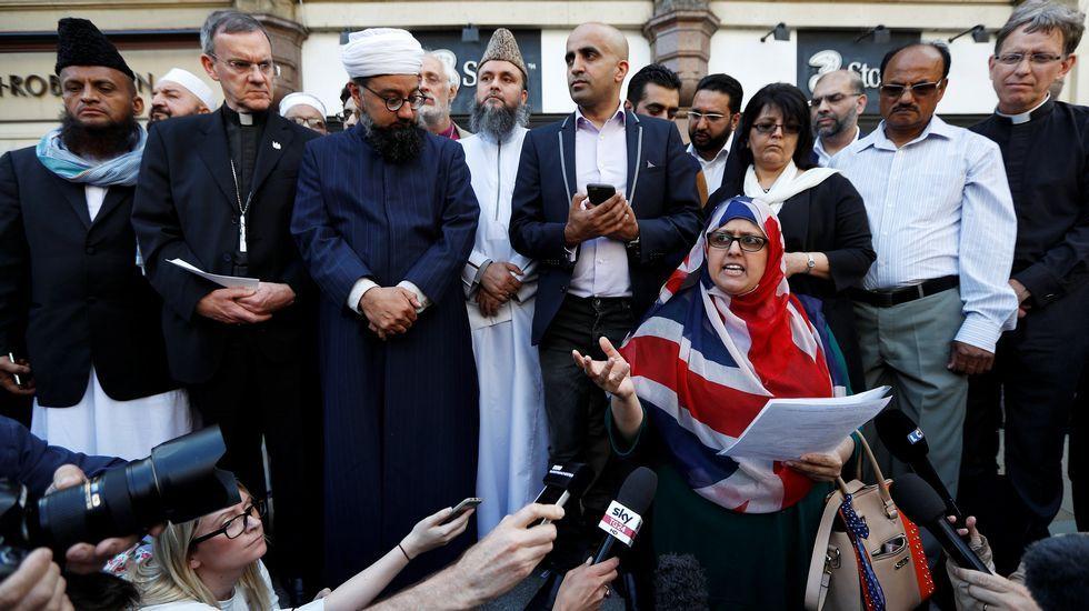 Foto del autor del ataque cedida por la Policía de Mánchester, publicada por «The Guardian»