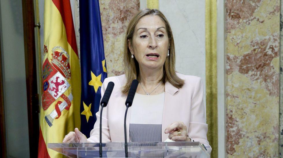 La investidura de Mariano Rajoy, en fotos