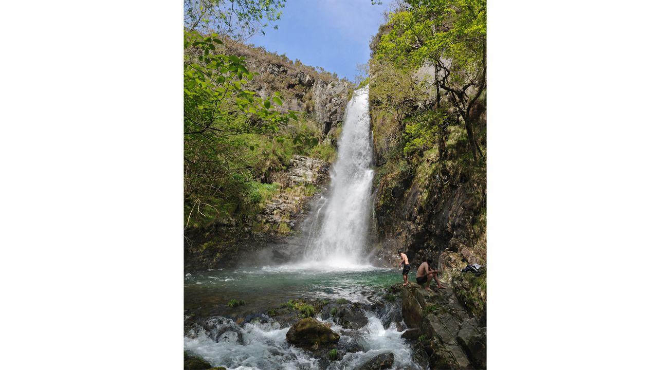 Cascada de Cioyo