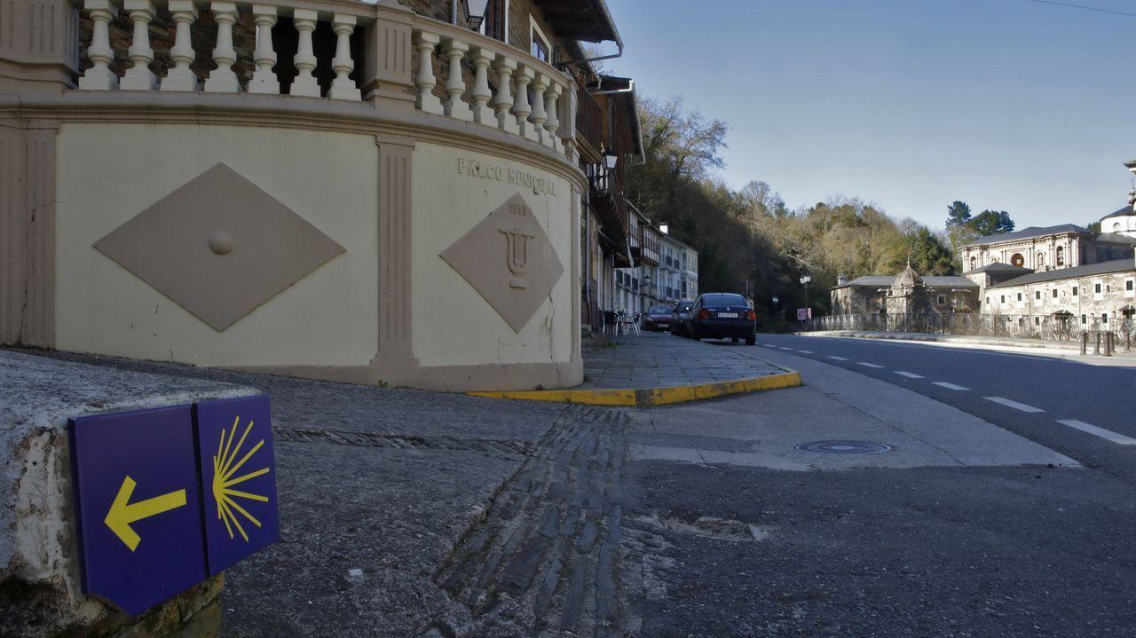 El Camino de Santiago está vacío de peregrinos desde hace semanas