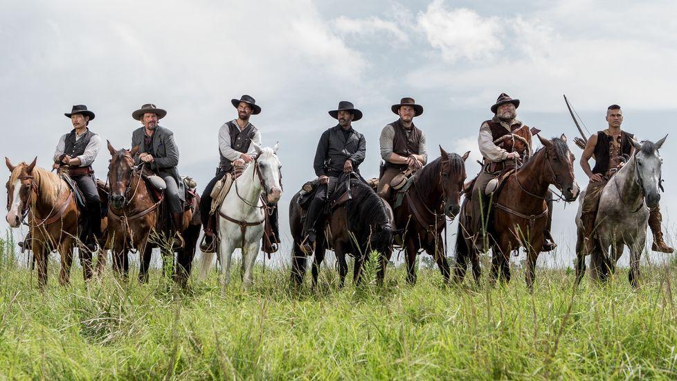 «La La Land» hace historia en los Globos de Oro.Fotograma de la película «Doce años de esclavitud»