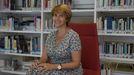 Rosa María Díaz Naya, directora da Biblioteca Pública de Ourense