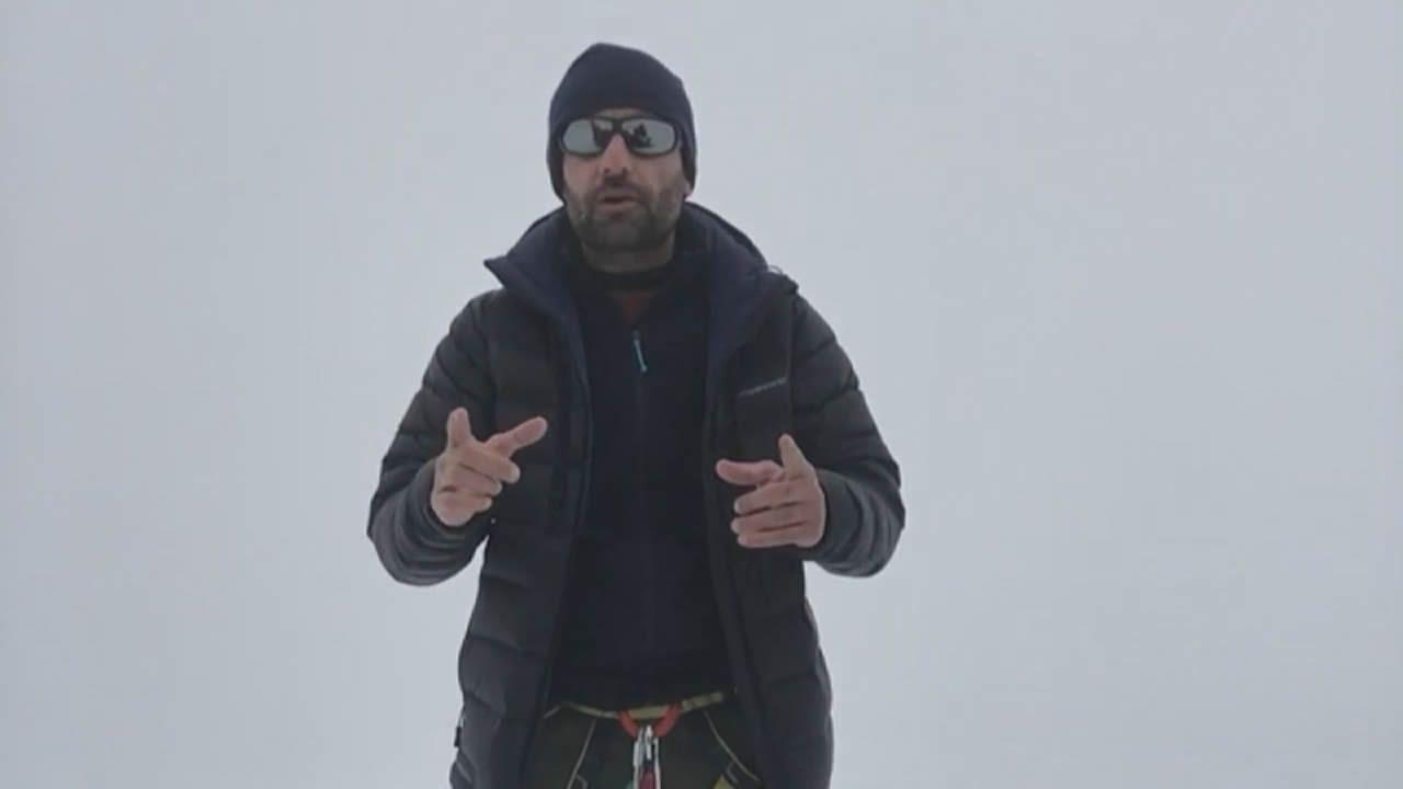 La Antártida supera los 20 grados y estos son los efectos.Perforando el hielo de la Antártida, la ciencia puede reconstruir la historia del clima de la Tierra