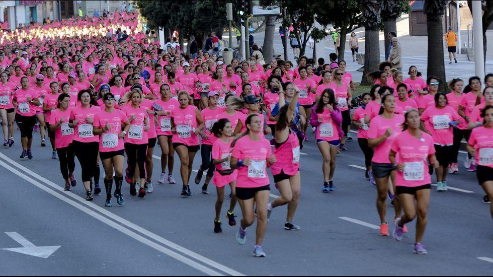 Carrera de la Mujer de A Coruña 2016