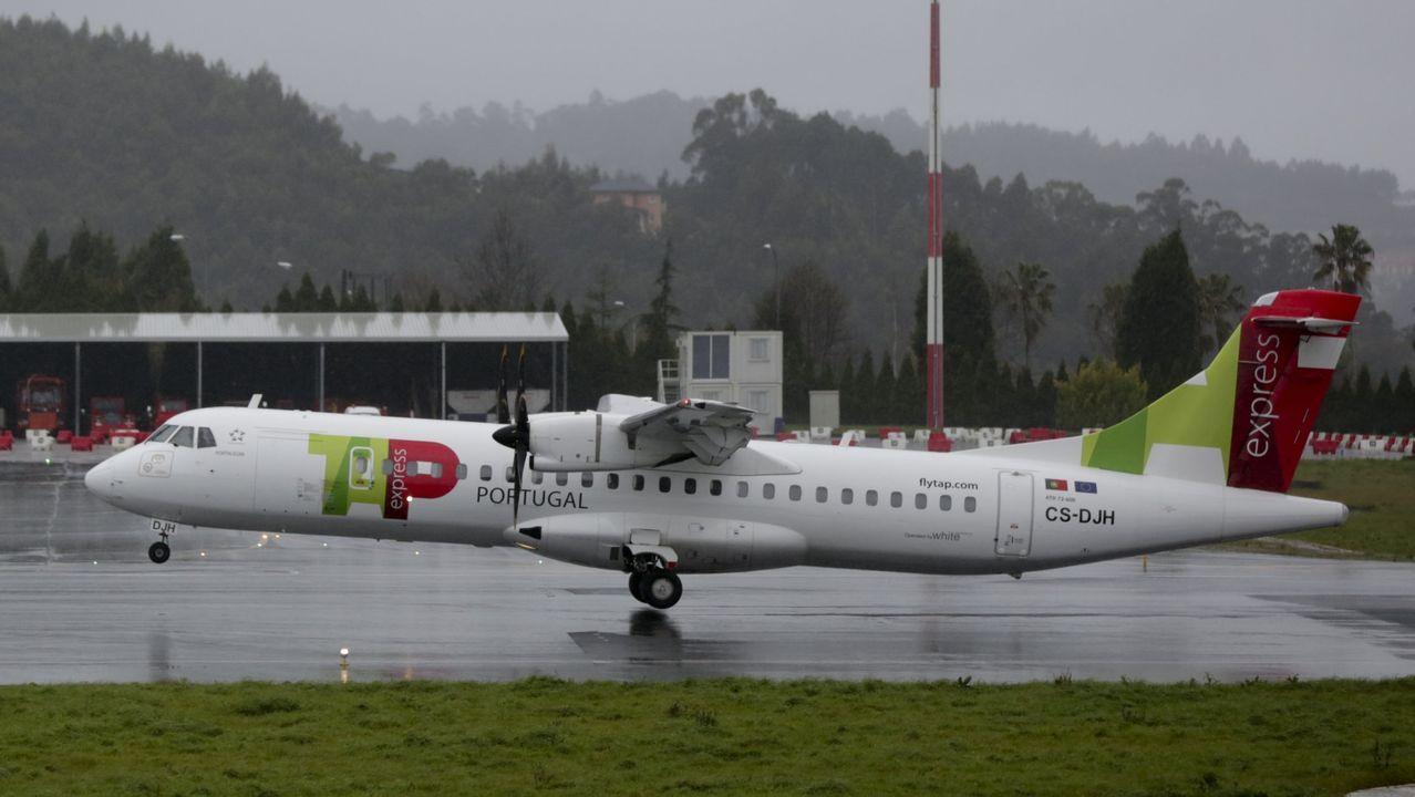 Modelo de avión que recuperará TAP para sus dos conexiones diarias desde Santiago