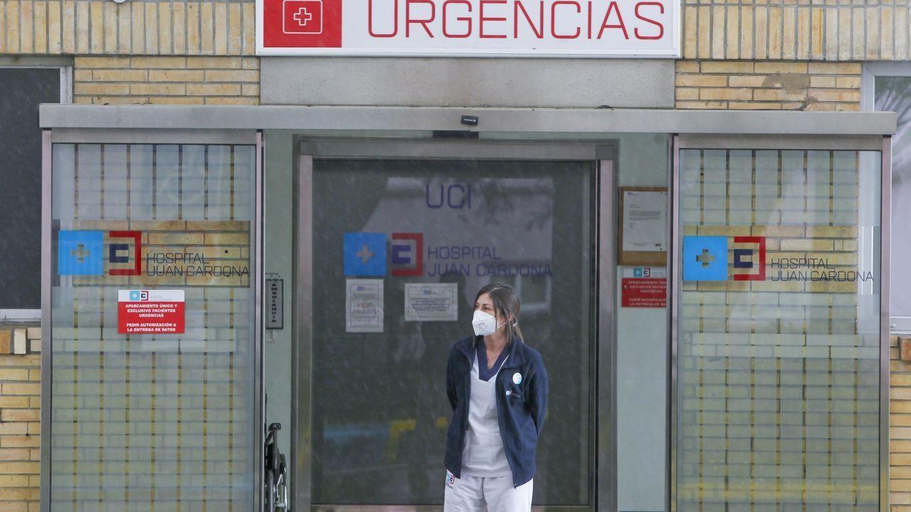 quirófano, médico, hospital, traumatólogo, Asturias, sanitario, personal sanitario.Los 300 trabajadores del Cardona se enteraron este viernes del cambio de gestión