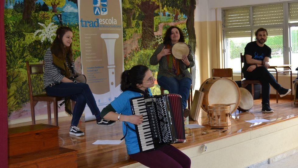 La Tradescola organiza desde hace años conciertos didácticos para escolares