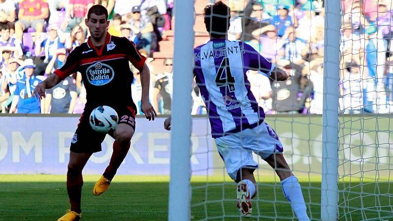 La jugada del gol de Nélson Oliveira