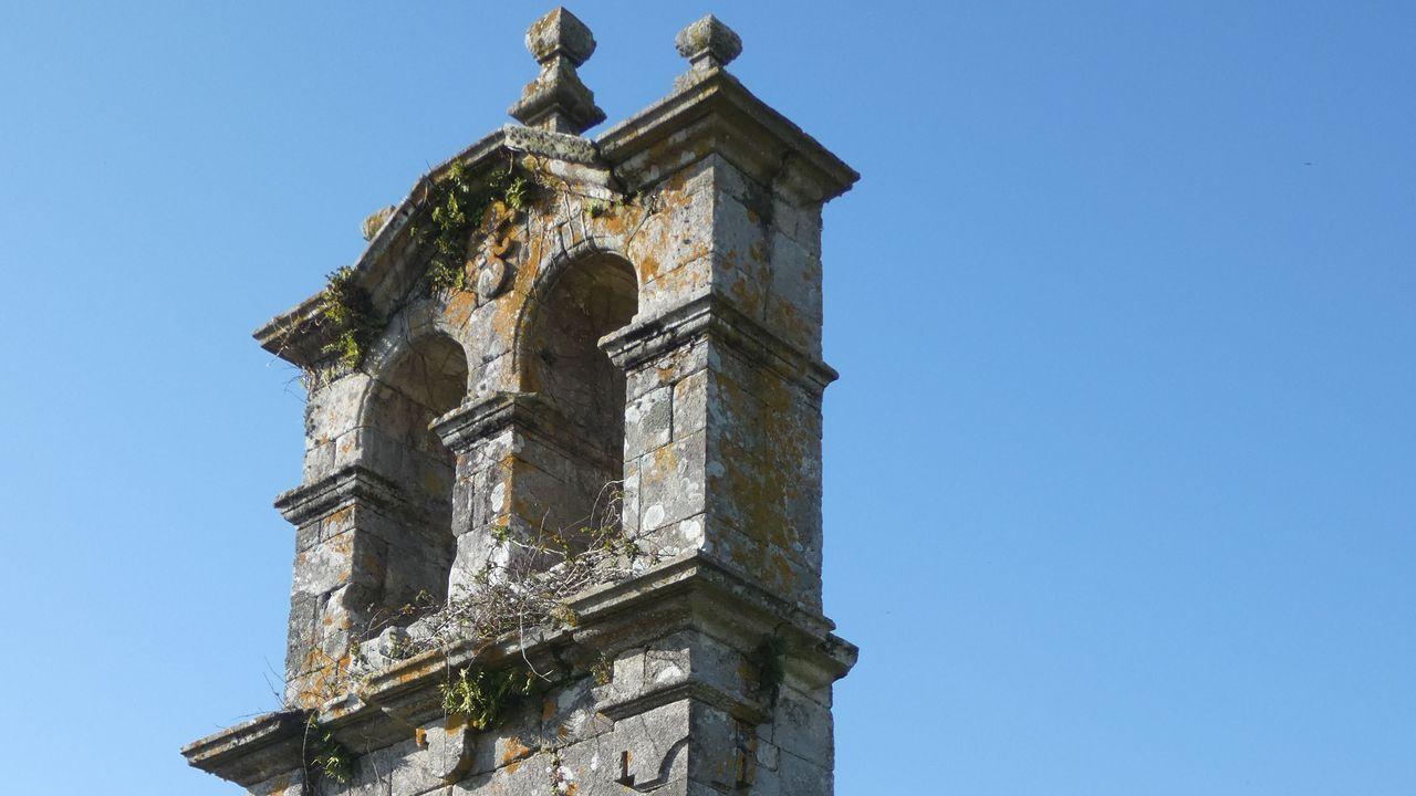 Campanario de A Ponte do Porto