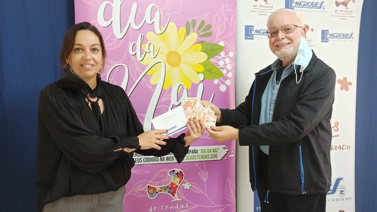 En Vilagarcía empezó este viernes un cribado con PCR para vecinos de 30 a 49 años, que se prolongará hasta el domingo