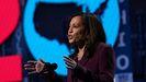La senadora Kamala Harris acepta oficialmente ser la número dos de la candidatura de Biden a la presidencia de Estados Unidos