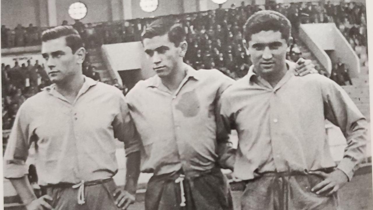 Eva.Tucho Sampedro, Suco y José María Bello