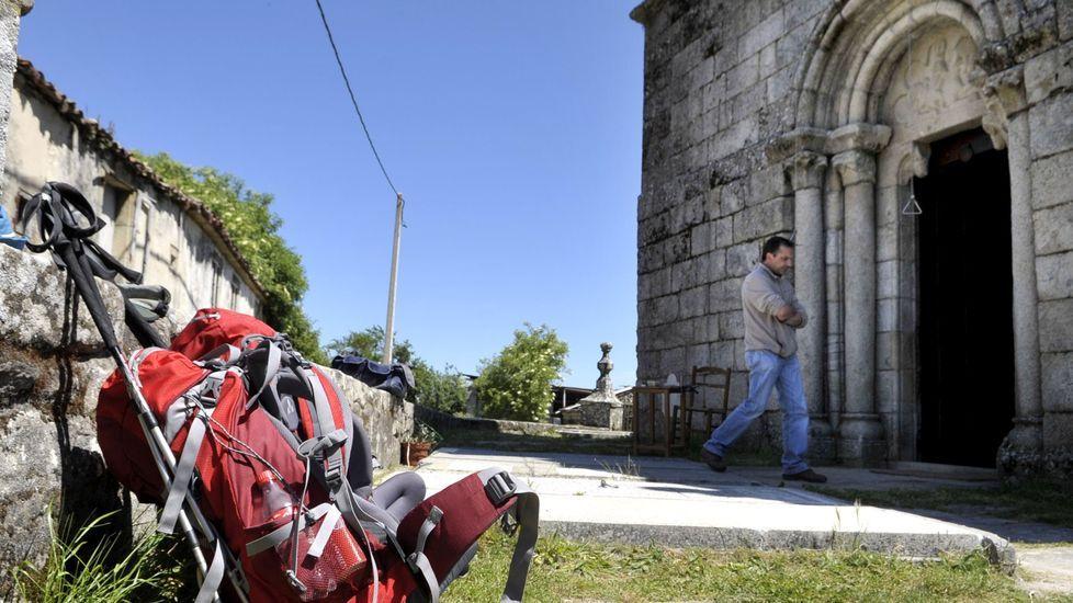 El conselleiro de Cultura, Román Rodríguez, de quien depende el bono