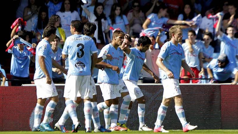 derbi.Los deportivistas saben que tienen que marcar en el Bernabéu para poder puntuar.