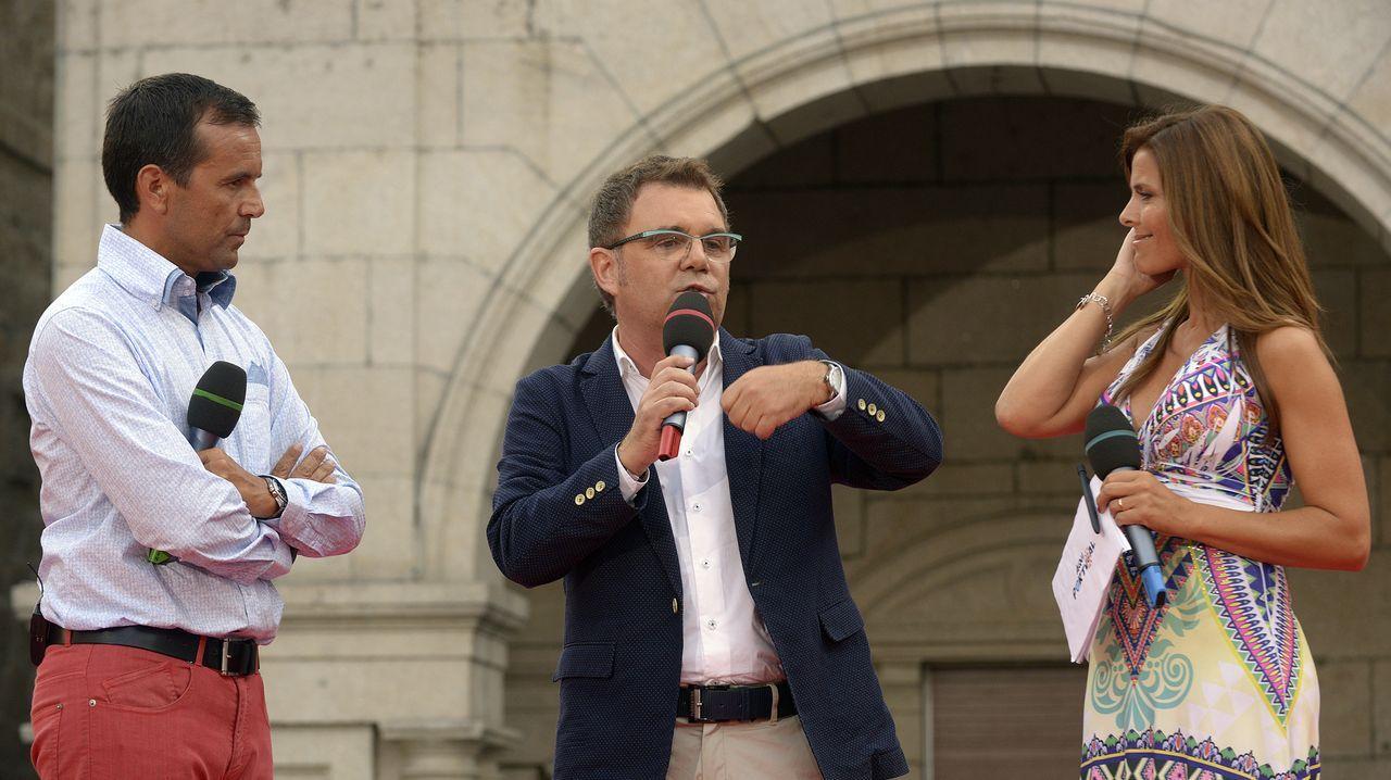 Xosé Ramón Gayoso, nunha foto de arquivo