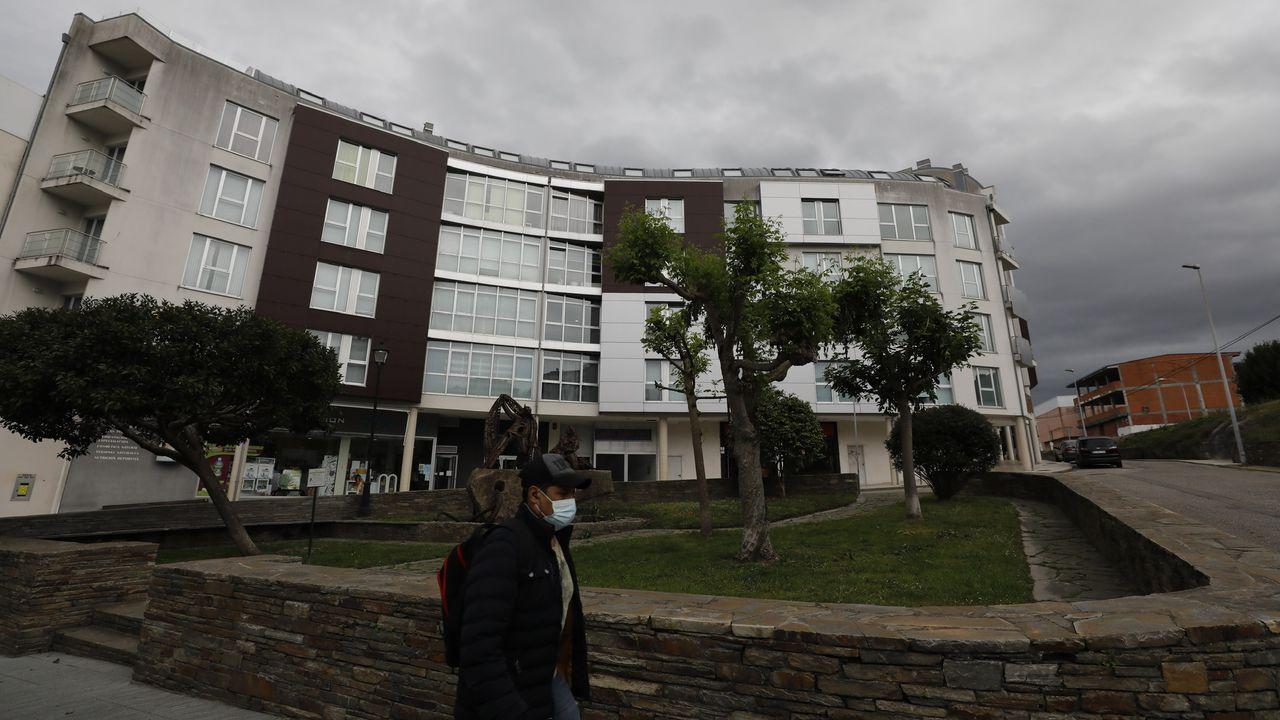 El Paseo do Miño es una de la zonas más habituales para correr en Lugo