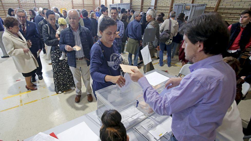 Estimación de voto en Ourense