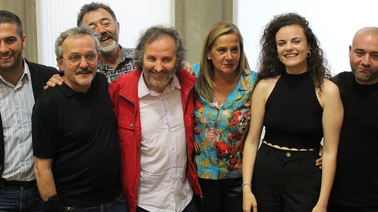 casa 5.El filme de María Solinha necesita figurantes para una escena que se rodará en los cines del centro comercial Gran Vía de Vigo