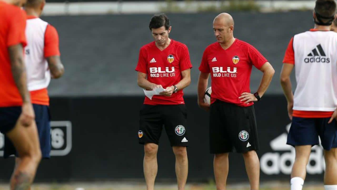 Pablo Rodríguez cambia Valencia por Villarreal y formará parte del cuerpo técnico junto a Unay Emery