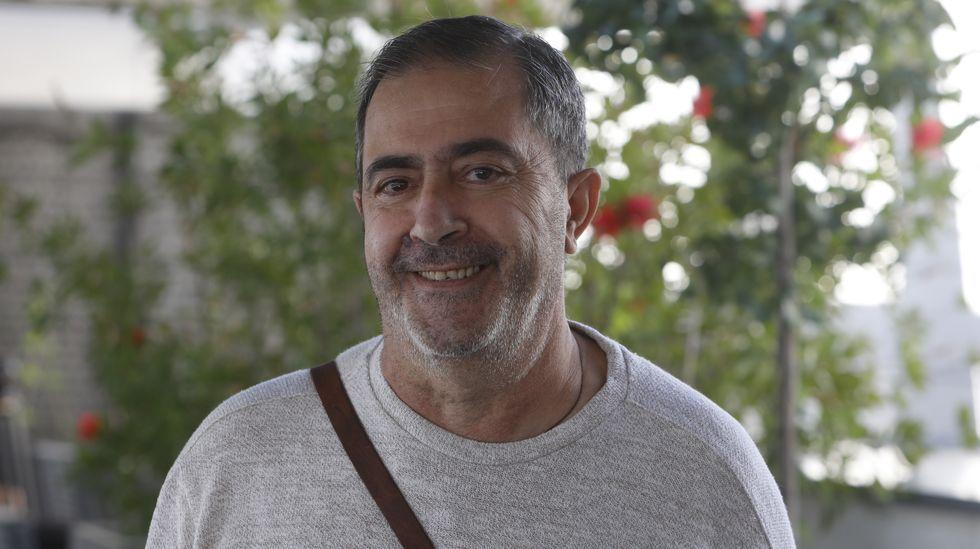 Entramos en el nuevo laboratorio del CHUO.Francisco Llamas es paciente de la unidad del dolor desde el 2002