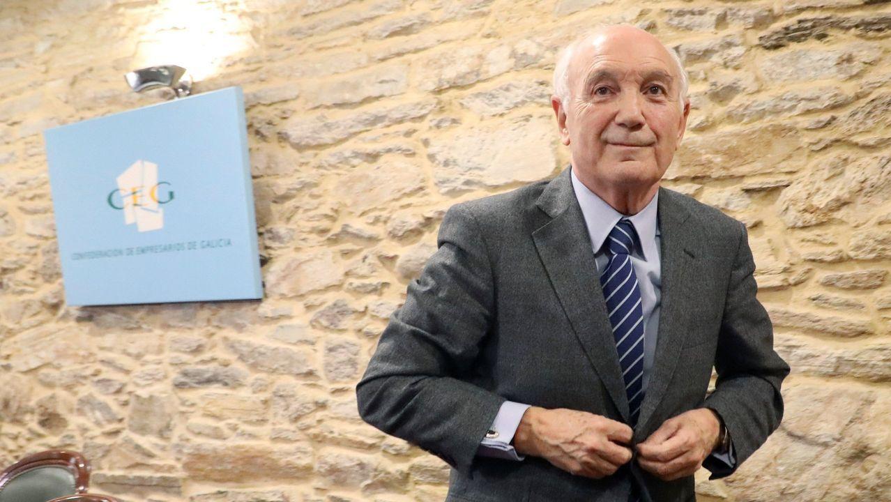 Oficina de empleo.Antonio Fontenla inició una investigación interna y puso en conocimiento de la Fiscalía las posibles irregularidades contables