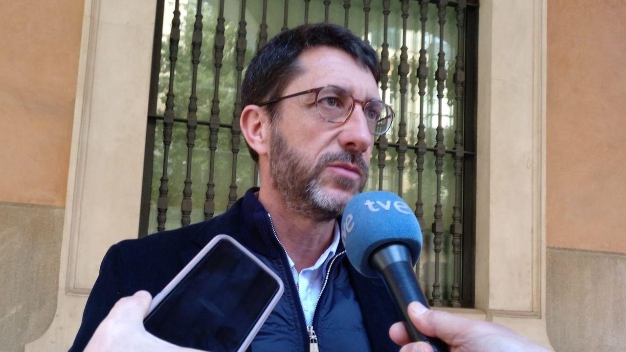 Así es la guarida de Fernández Cores en A Cañiza.Antoni Amengual, presidente de El PI - Proposta per les Illes Balears