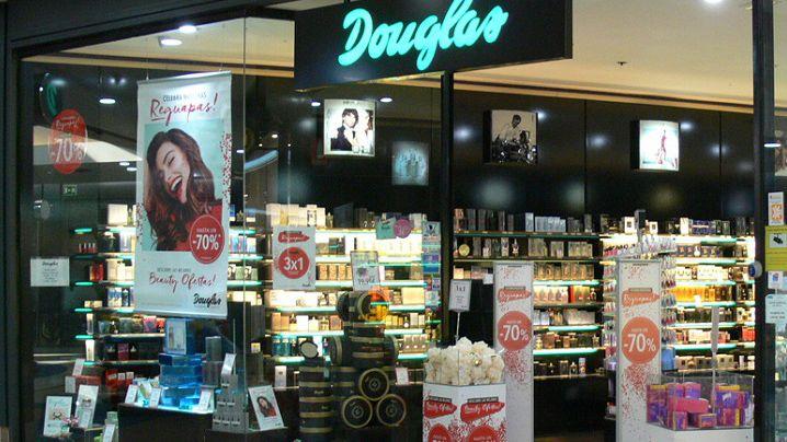 Una tienda de Douglas