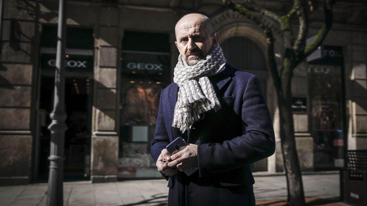 Alfredo Fraile, en una imagen de archivo